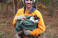 Sam Beeler Cat Rescue